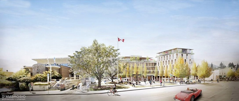 Esquimalt Town Square – Plans, Availability, Prices