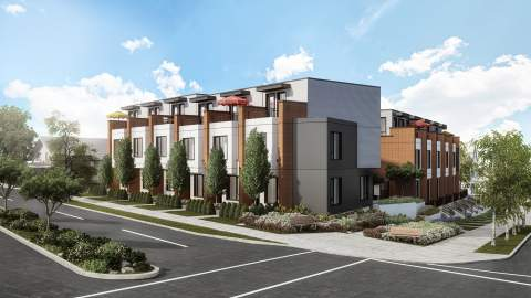 Park Grand Consists Of 17 Elegantly Designed Townhomes Finished To Perfection With Top-of-the-line Features.