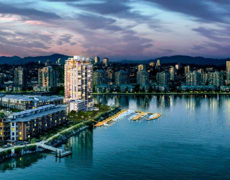 A Remarkable Collection Of Resort-style Residences On The Fraser River Waterfront.