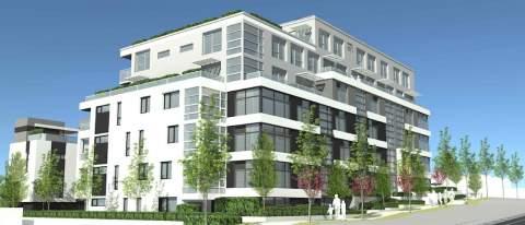 Condominium & Townhouse Proposal For The Joyce-Collingwood Station Precinct.