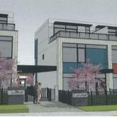 Cambie Corridor townhouses for families by Redekop Kroeker.