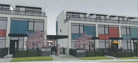 Cambie Corridor Townhouses For Families By Redekop Kroeker.