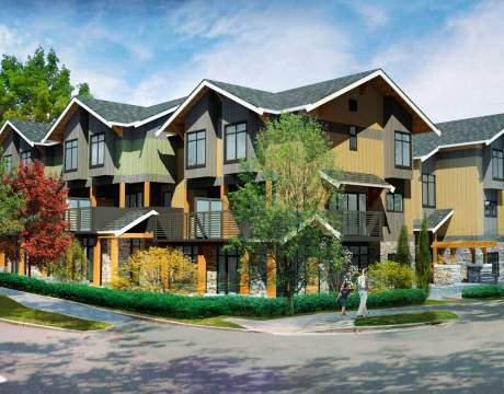 Coming Soon To Burnaby, 23 New Townhouses Near Edmonds Station.