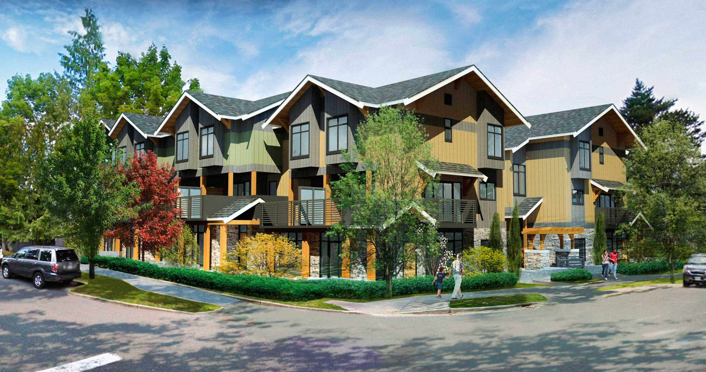 Element 1 Townhomes Collection – Prices, Availability, Plans