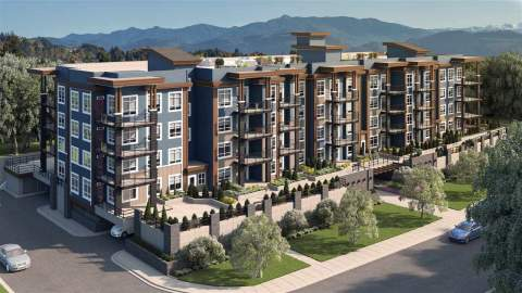 A Distinctive Addition To One Of Canada's Fastest Growing Metropolitan Areas.