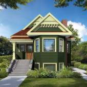 A collection of city homes in the heart of Vancouver's West End.