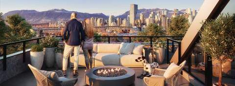 17 Sophisticated Residences In The Heart Of Fairview Slopes.