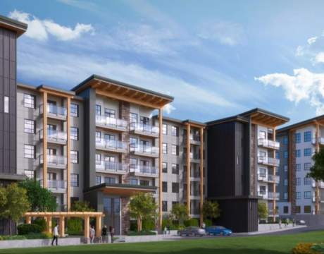 Contemporary 1- To 2-bedroom + Den Homes At The Heart & Soul Of North Delta.