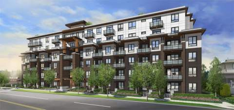 New Transit-oriented Condos In West Coquitlam - Vista Condos By Dolomiti.