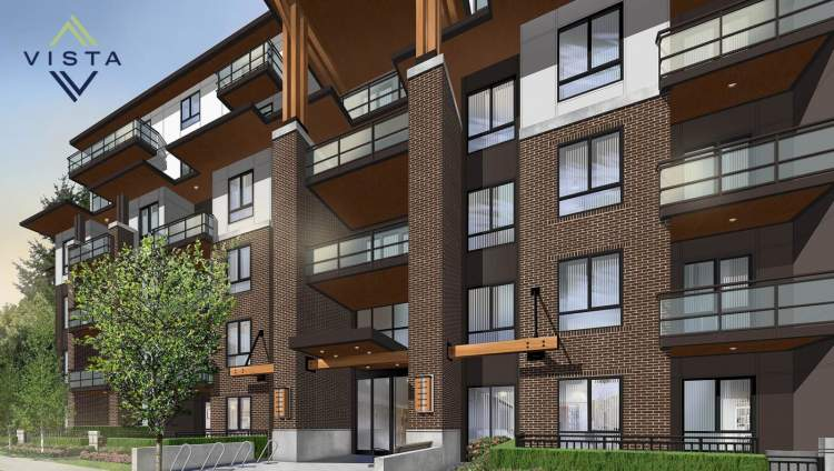 Vista is a new development in Coquitlam. Easy walking distance to the Burquitlam Station on the SkyTrain Line and close to all the outdoor activities Burnaby Mountain has to offer.