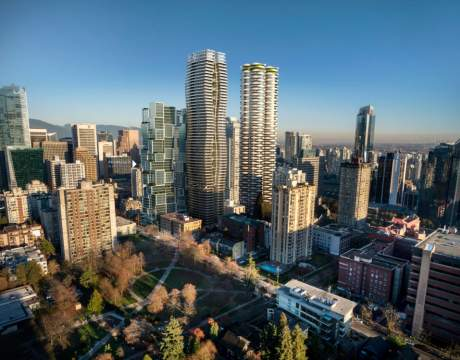 World's Largest Passive House Proposed For Vancouver's West End.