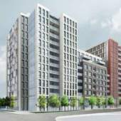 Onni Group proposing a mixture of market condos and social housing in three buildings in Vancouver's Kiwassa neighbourhood.