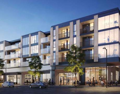 New Mixed-used Mount Pleasant Building Proposed For East Broadway & Guelph With 61 Presale Condominiums.