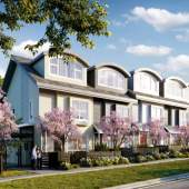 Coming soon, 9 exquisite townhomes located on a tranquil street in a highly desirable West Side Vancouver neighbourhood.