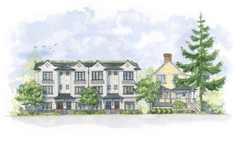 Six Townhomes By Formwerks Boutique Properties Coming Soon To Kitsilano.