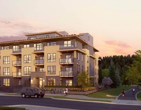 Lifestyle-centric 1- And 2-bedroom Presale Condos Coming Soon To Port Coquitlam.
