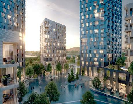 A Mixed-use Community Of Rental Apartments, Presale Condos, And Retail Space Coming Soon To Surrey City Centre.