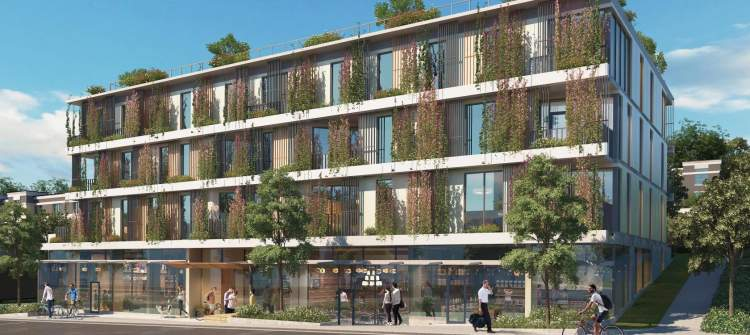 Coming soon to Kits, 20 West Side Vancouver luxury presale condos.