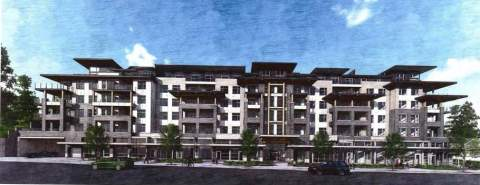 New Port Moody Centre Condo Development On St Johns Proposed By Porte Development.