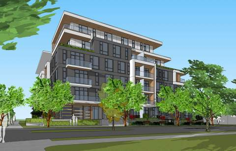 Cambie Corridor Condos Proposed For West 37th Avenue Near Oakridge Centre And Queen Elizabeth Park.