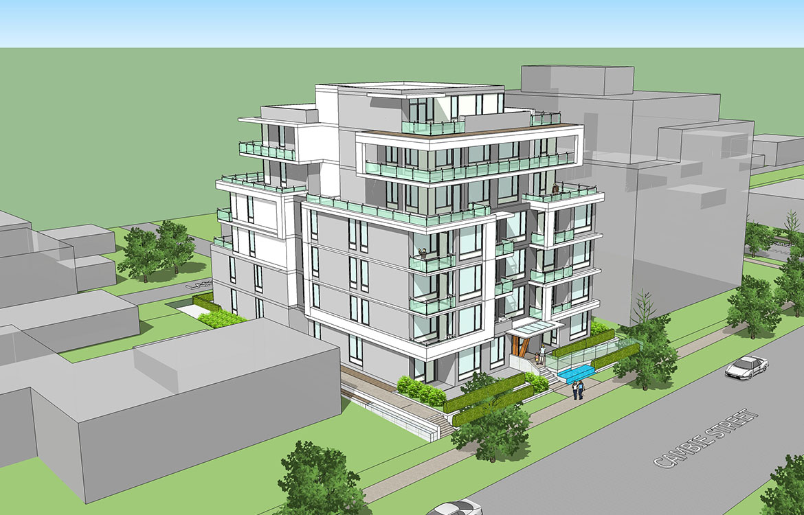 7843 Cambie – Availability, Prices, Plans