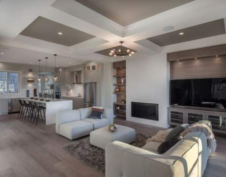 Aura 2 Is A Sophisticated Collection Of 33 Custom Single-family Homes Located In The Heart Of Beautiful Burke Mountain.