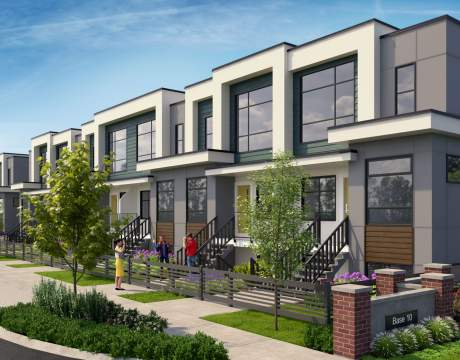 Explore Base 10 Chilliwack Townhomes Site Plans And Phase 1 Availability And Floor Plans.