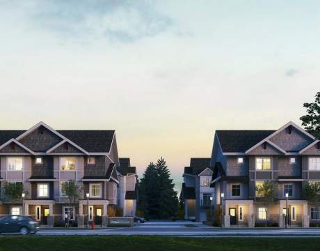 Clayton Station Phase 2 Townhomes In Surrey's Clayton Neighbhourhood Are Selling Now.