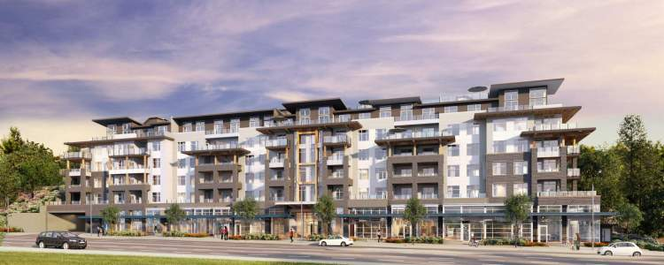 New 1- to 3-bedroom presale condominiums selling now in Port Moody.