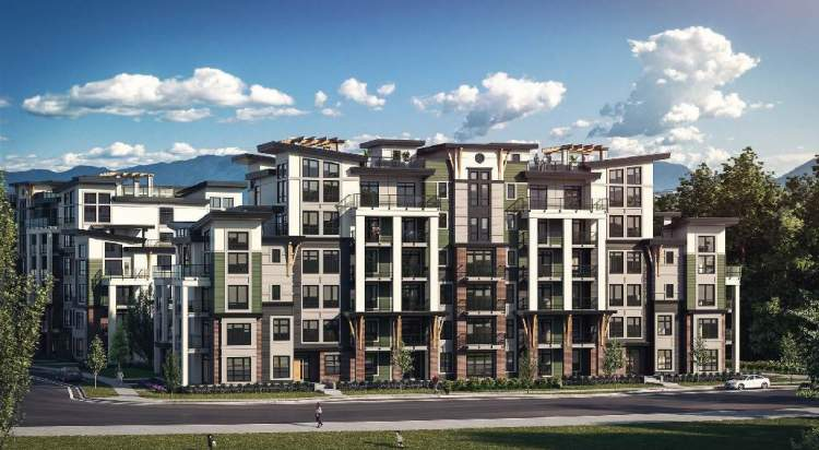 Luxury condos with the best view in the neighbourhood and your last chance to buy a new condo in Garrison Crossing.