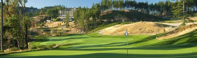 The Golf Performance Centre at Bear Mountain combines award­ winning instructors, nationally renowned golf courses and the beauty of Vancouver Island.