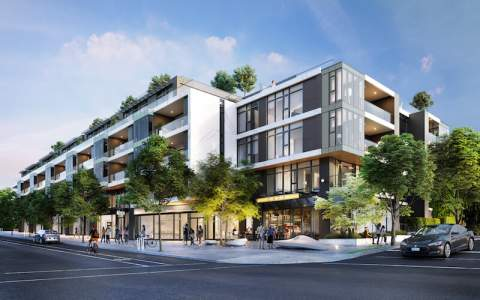 New Mixed-use Development By Qualex-Landmark And IBI Group Architects Coming Soon To Dunbar & West 28th.