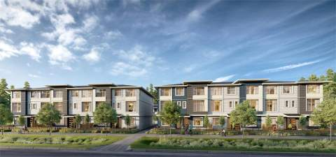 Forty Contemporary Townhomes Offering The Best Of South Surrey's Grandview Neighbourhood.