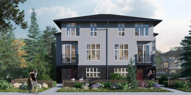 West Coast inspired townhomes, located kitty corner to StreetSide's popular development Maple Heights, in the desirable east Maple Ridge neighbourhood.