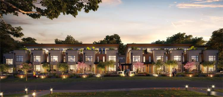 Introducing a unique collection of 22 Townhomes with trendy finishes in the vibrant city of New Westminster.