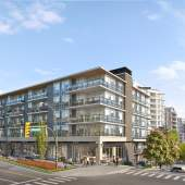 West Third by Anthem is a rare collection of luxurious concrete residences in Lower Lonsdale, North Vancouver