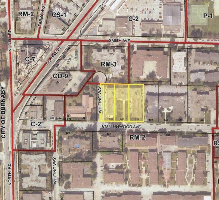 533 Cottonwood Burquitlam Plans