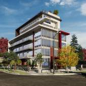 Coming soon to the Cambie Corridor, 12 condominiums and city-style townhomes.