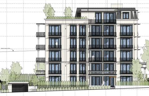 Luxury Passive House Condominiums Slated For Vancouver's West End.