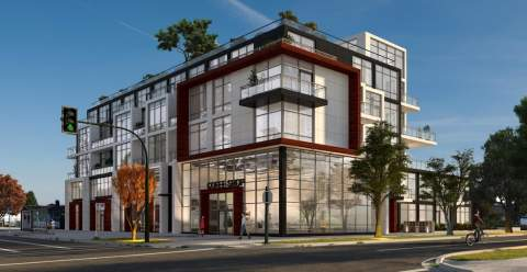 Mixed-use Lowrise Planned For 49th & Manitoba, Across From Langara College.