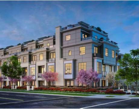 New Westside Vancouver Townhomes Planned For The Cambie Corridor Near Oakridge.