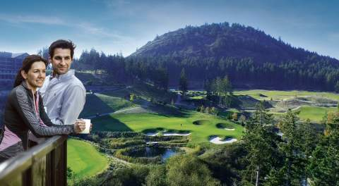 Luxury Condos In The Heart Of Bear Mountain With Exceptional Views Of The Nicklaus-designed Mountain And Valley Golf Courses.