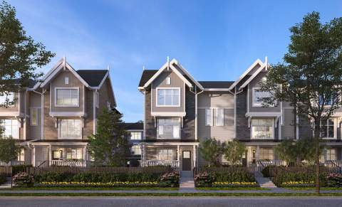 Experience Life Nestled In Nature With Access To Convenient Urban Amenities. 3 & 4 Bedroom Townhomes Conveniently Located Between Haney Bypass And Lougheed Highway.
