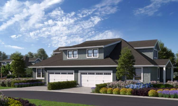 Reunion offers 48 presale Langley townhomes with 2, 3, and 4 bedrooms.