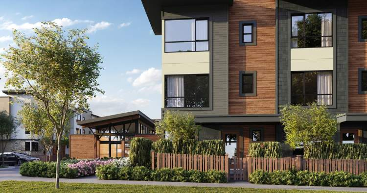 All of your beautiful moments in a collection of 3 & 4 bedroom Fraser Valley townhomes coming soon to Willoughby.