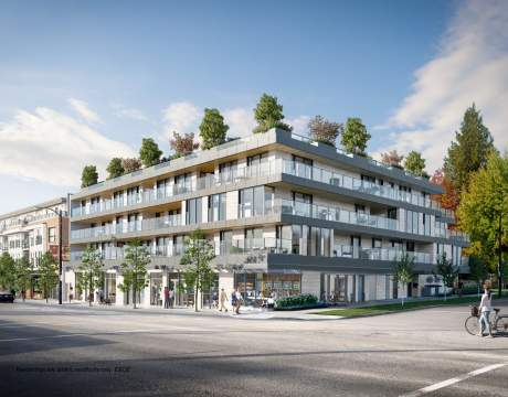 Twenty-nine Beautifully-designed 1-, 2- And 3-bedroom Presale Condominiums Coming Soon To Dunbar & 39th Avenue.