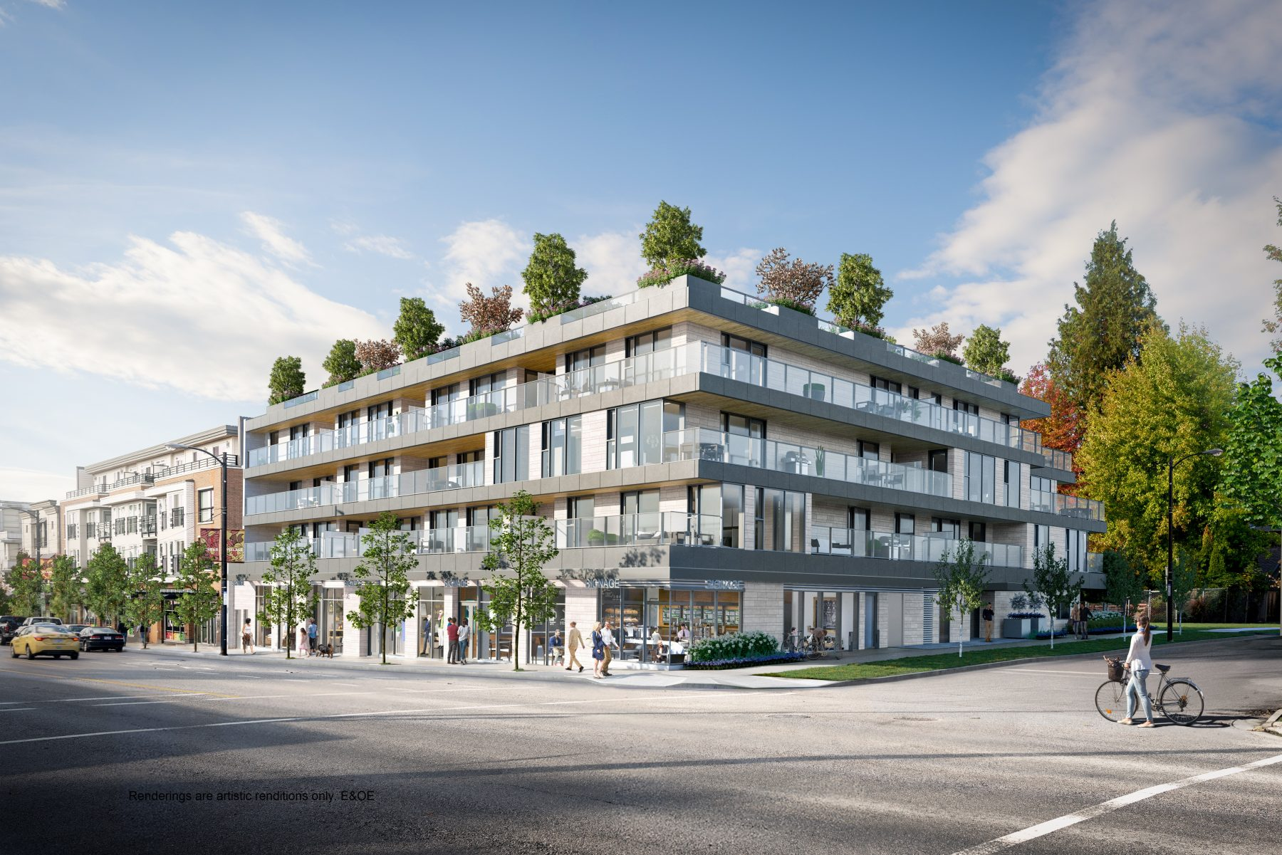 Twenty-nine Beautifully-designed 1-, 2- And 3-bedroom Presale Condominiums Coming Soon To Dunbar & 39th Avenue.