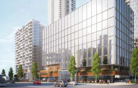 A New Mixed-use, Master-planned Community Proposed At King George & 98A Avenue.
