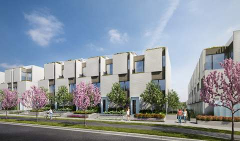 Introducing An Intimate Community Of 55 Townhomes And Garden Suites Intelligently Designed By Shape Architecture.