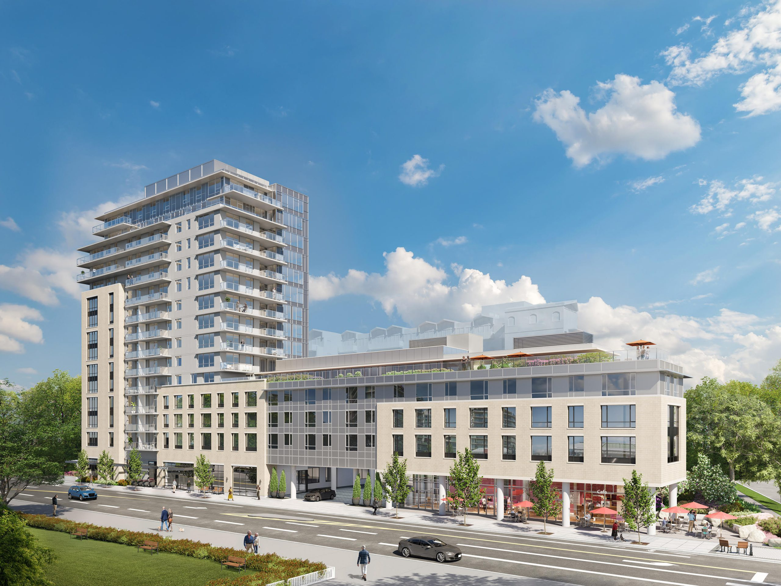 Where Luxury Living Meets Inspired Active Aging In The Heart Of Downtown Victoria.